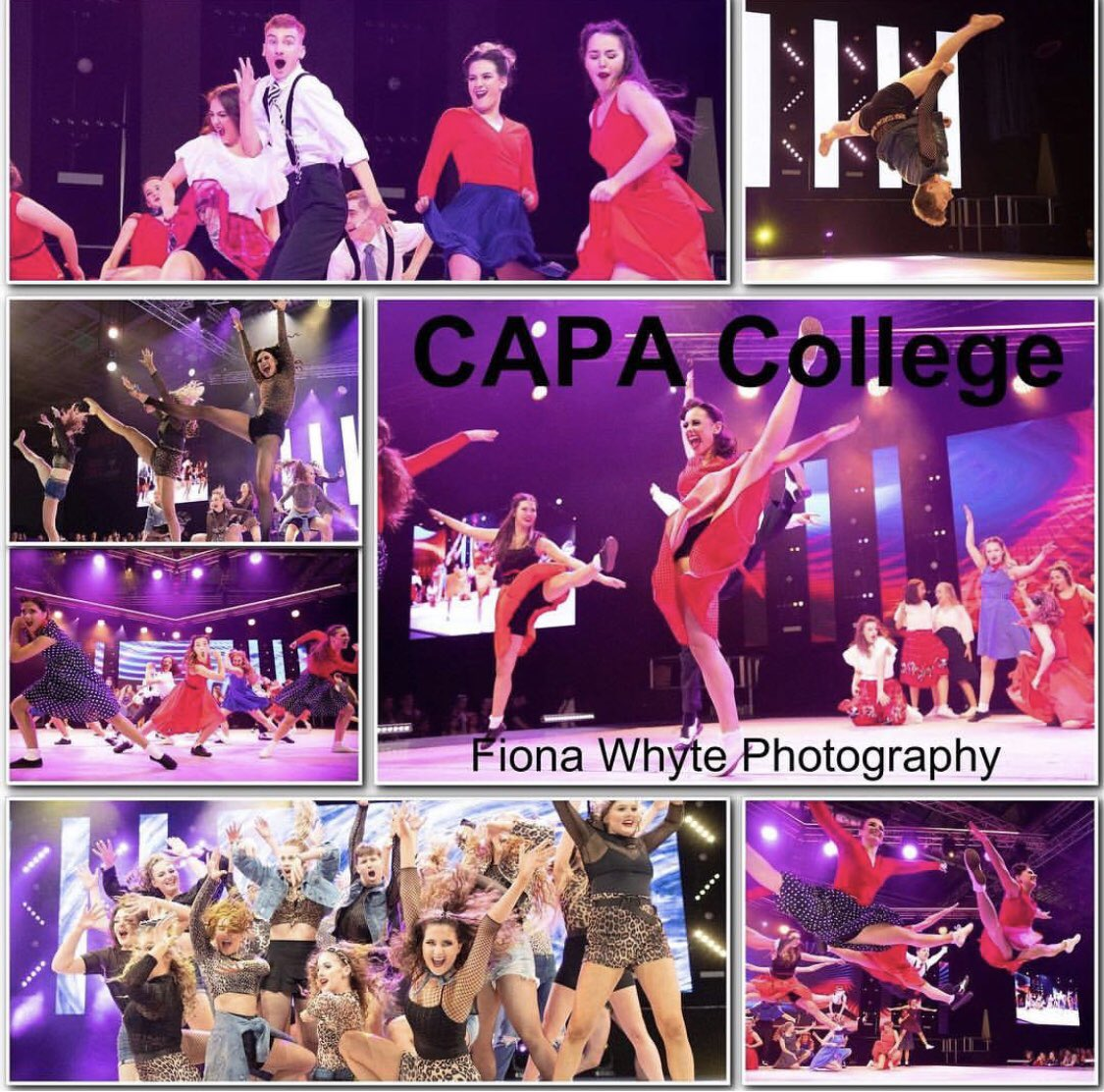 CAPA College's photo on #letsdance