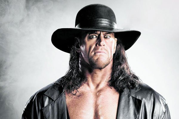 Happy Birthday, Mark Calaway  The Undertaker is my favorite WWE Superstar!
