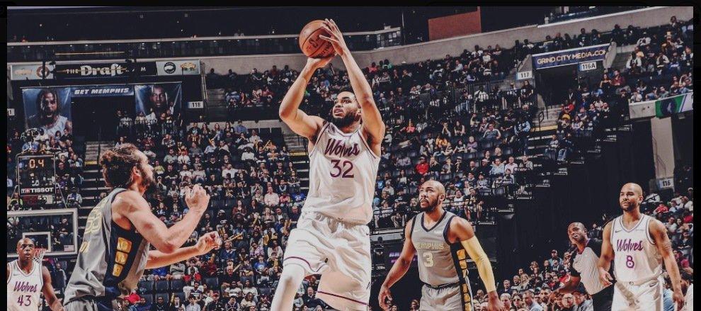 Towns logra doble-doble en la victoria de los Timberwolves  https://elnuevodiario.com.do/?p=443465  #ElNuevoDiarioRD    #Timberwolves   #KarlTowns
