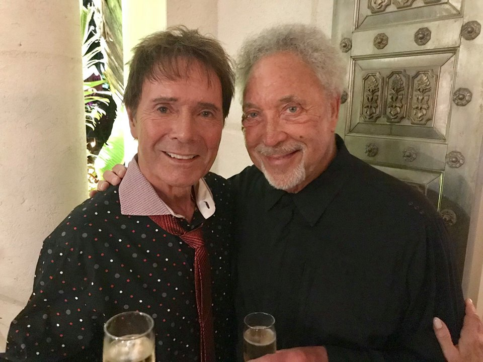 Cliff richard twitter