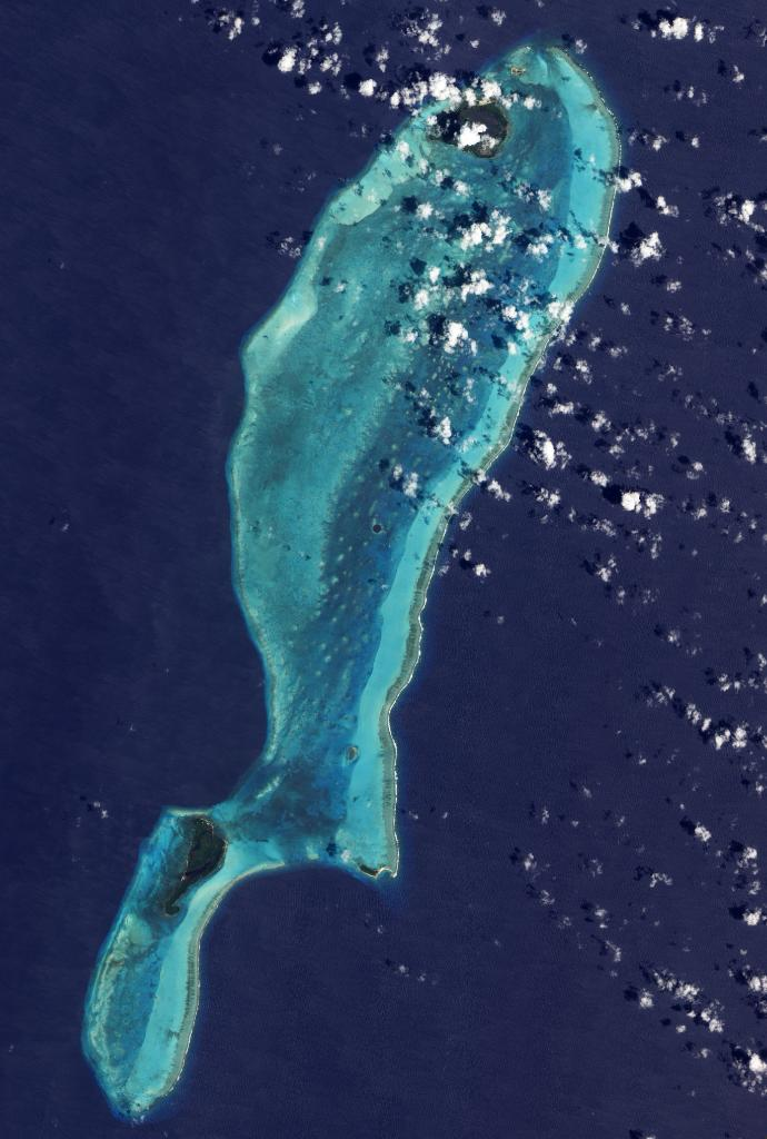 test Twitter Media - Celebrating #LSP20th, #OTD 2009, NASA's EO-1 captured this image of the Great Blue Hole in Belize. @NASA_LSP launched EO-1 in 2000. https://t.co/VIFGCYBPb3