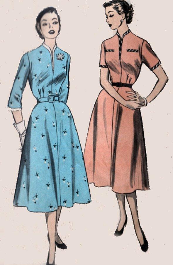 7b6aaf9dd4c ...  etsy shop  Vintage 1950s Womens Rockabilly Dress Advance 6268 50s  Sewing Pattern Size 16 B34 https   etsy.me 2TpF3y9  supplies  sewing   sewingpattern ...