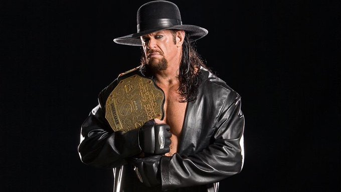 Happy Birthday Mean Mark/Undertaker!