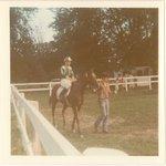 Image for the Tweet beginning: #1971 #oldJtrack #ajaxdowns #history #rightinyourbackyard