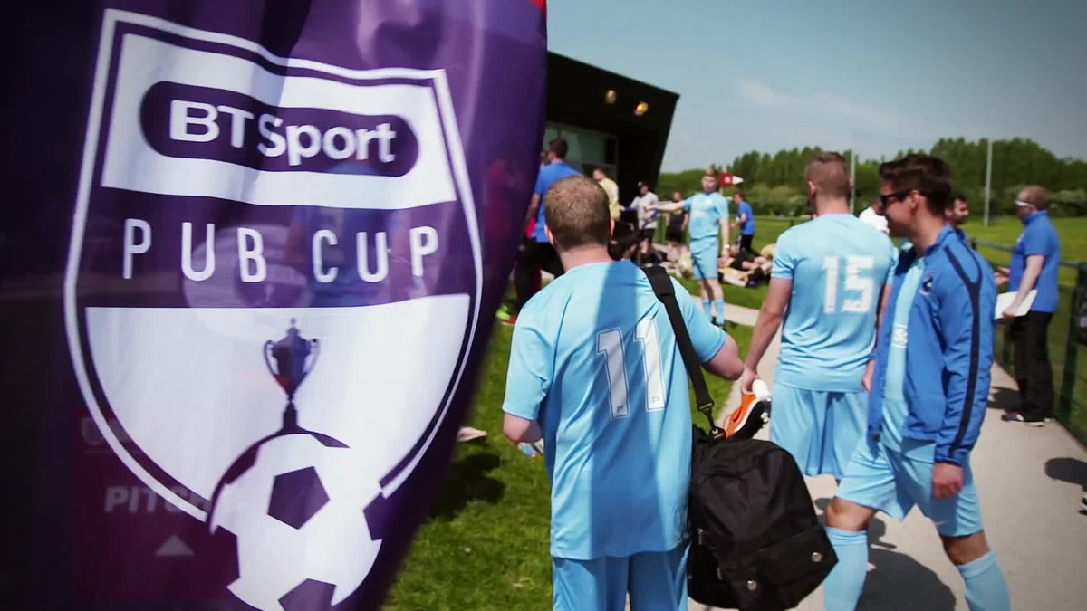 There's still time to enter the BT Sport Pub Cup 🏆  👊 192 men's and women's teams 🏟 Compete at 12 stadiums across the UK 🙌 A free kit for every pub team that enters  Enter here ➡️ http://po.st/PubCup2019