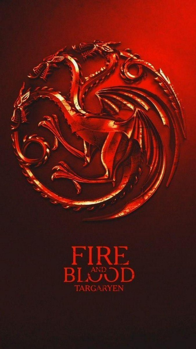 3d Iphone Wallpaper On Twitter House Targaryen Game Of