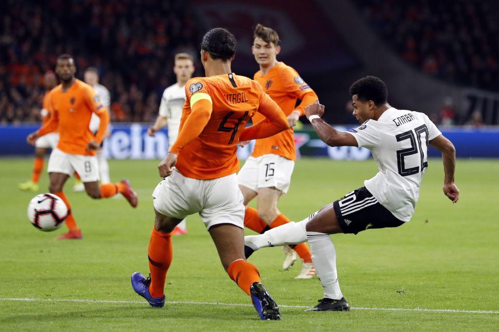 هدف عالمي في مباراة ألمانيا وهولندا - تصفيات أمم أوروبا