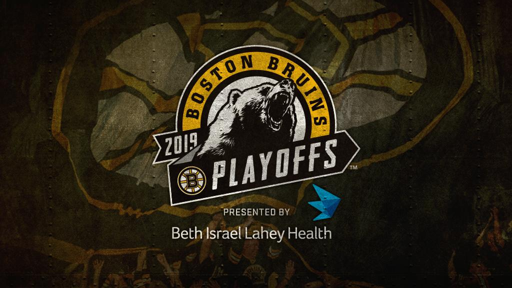 0d3de5dc92d ... game of the 2019 Boston Bruins Playoffs presented by  bethisraellahey  when they go on sale tomorrow at 11AM. More info  http   BostonBruins.com Playoffs  ...