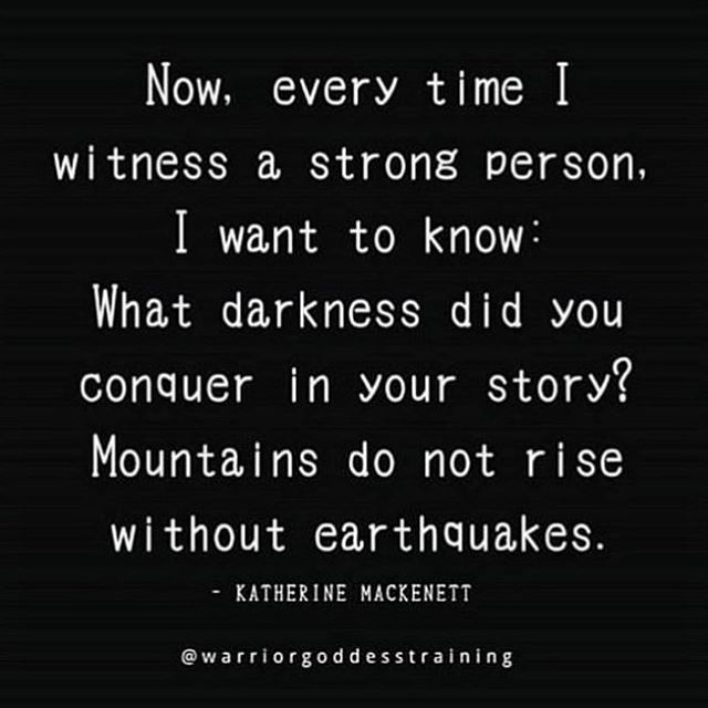 We never really know what someone has been through and experienced as it's all subjective and unique to them.  #strength #resilience #strong #trauma #overcome #processing #healing #journey https://ift.tt/2Jy62Yz