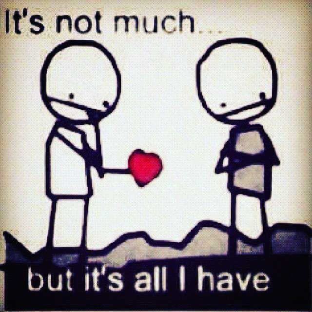 Sometimes all we got is all they need. #icare . . . #icareaboutyou #icareforyou #icaretoomuch #hurtinginside #hurtingfeelings #becauseicare #caring #caringquotes  https:// ift.tt/2U91QCW    <br>http://pic.twitter.com/WKQDi6Dxha