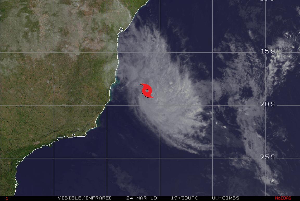 Resultado de imagem para iba tempestade tropical
