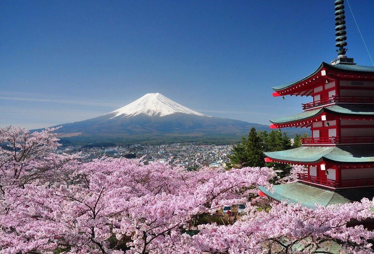 Лучшие фотографии японии