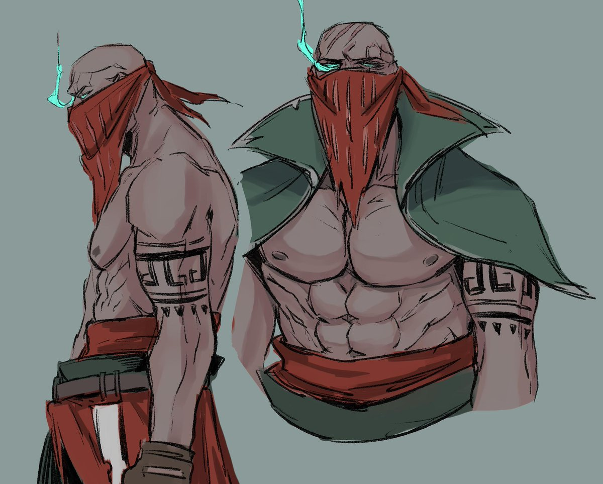 Skizoh On Twitter Me Every Time I See Your Pyke Fanart