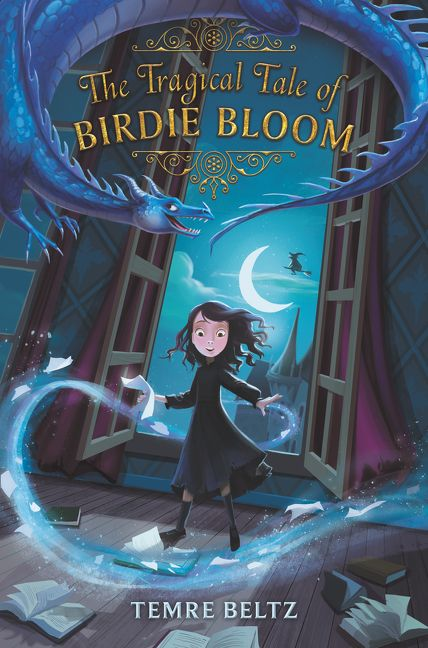 When an orphan doomed to an unhappy ending & a witch strike up an unlikely friendship, they change the fate of their fairytale kingdom in @TemreBeltz's THE TRAGICAL TALE OF BIRDIE BLOOM! Enter our @goodreads #giveaway for a chance to win a copy >> https://bit.ly/2TcVmCB