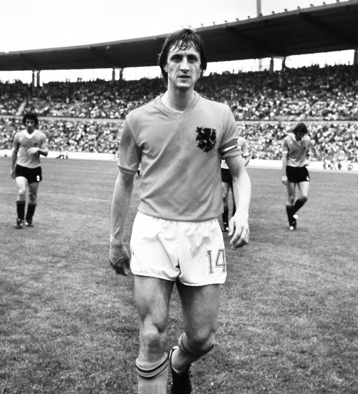 📅 3 Years Ago Today:  😔 @JohanCruyff sadly passed away after a hard fought battle with cancer.   👏 He will always be remembered as one of the best and most influential people in Football.  🙏 His legacy will live on forever.