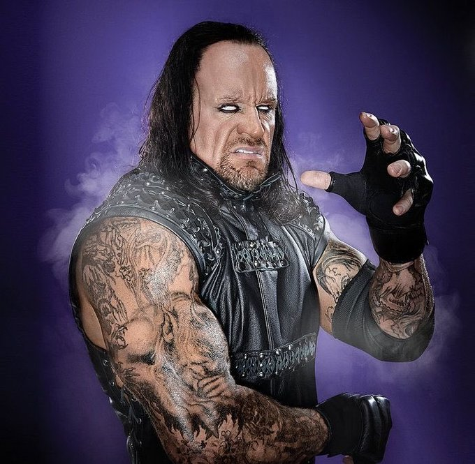 Happy Birthday to The Deadman...  The Undertaker!!