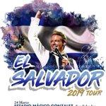 Image for the Tweet beginning: ¡Esta Noche!#LuisMiguel 🎙 El Salvador