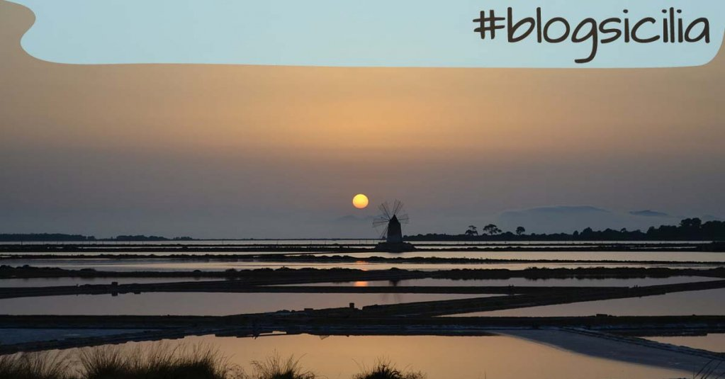 """""""C'è nel giorno un'ora serena che si potrebbe definire assenza di rumore, è l'ora del crepuscolo"""". V. Hugo #blogsicilia"""