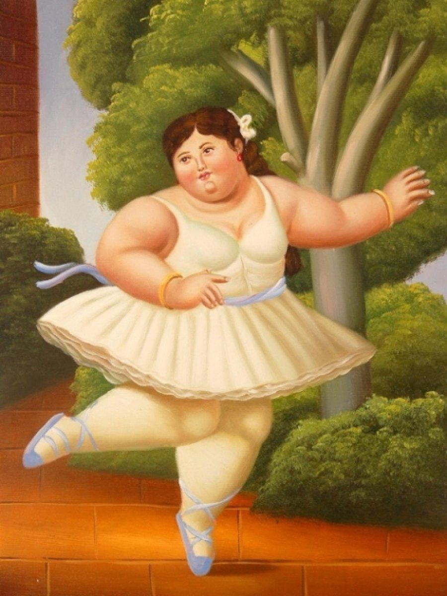 Картинки жиробасов девушек