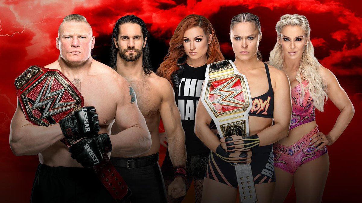 It's time to get to the bottom of this. Which match should headline #WrestleMania 35??