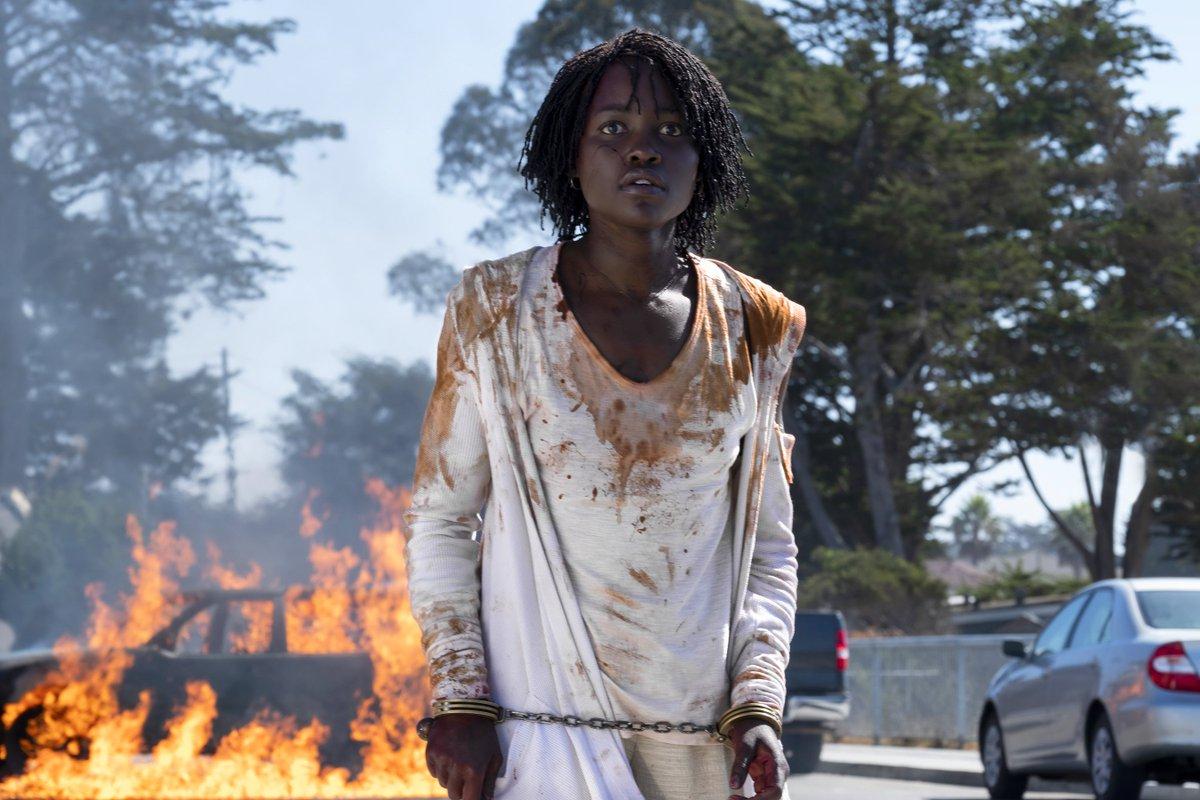 Movie review: Jordan Peele follows Oscar-winning 'Get Out' with horror masterwork 'Us' http://bit.ly/2UTOdo4 by @BAMOK
