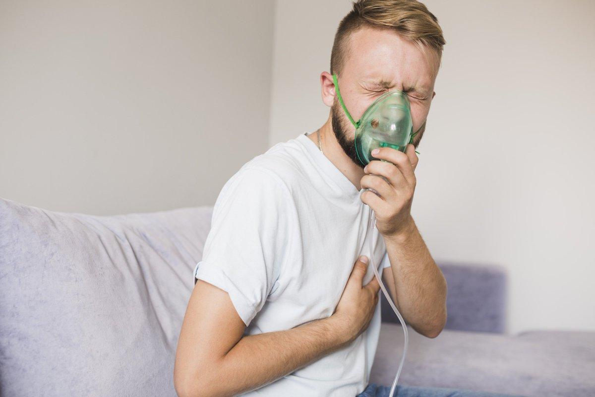 что делать при астме если нет ингалятора