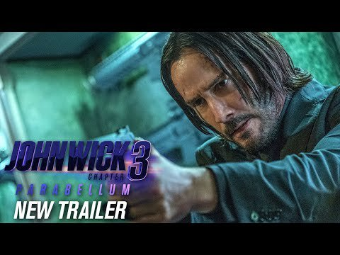 #John Wick: #Chapter 3 - Parabellum (2019 Movie) #New #Trailer – Keanu Reeves, Halle Berry http://sharewww.com/UYqi9