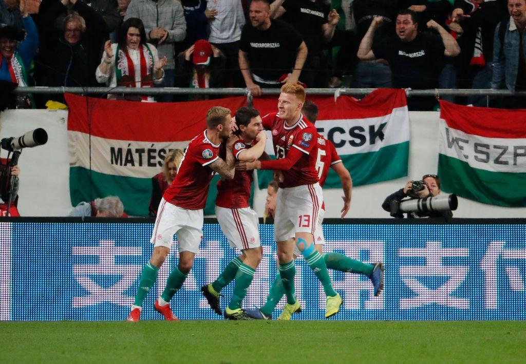 SportsCenter's photo on Hungría