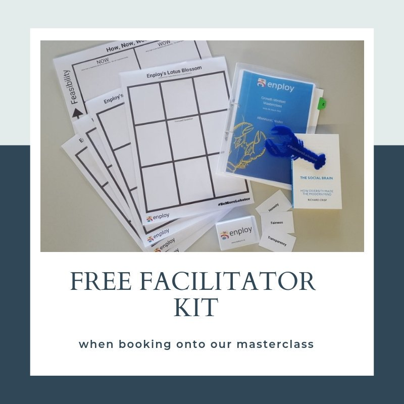 test Twitter Media - Masterclasses are a great way to grow your skills but we also value your ability to bring these skills back to your business.  This is why every masterclass attendee receives a free facilitator kit.  #BeMoreLobster #leadership  https://t.co/QPYu9xtFrq https://t.co/Y6kfCc8oDR