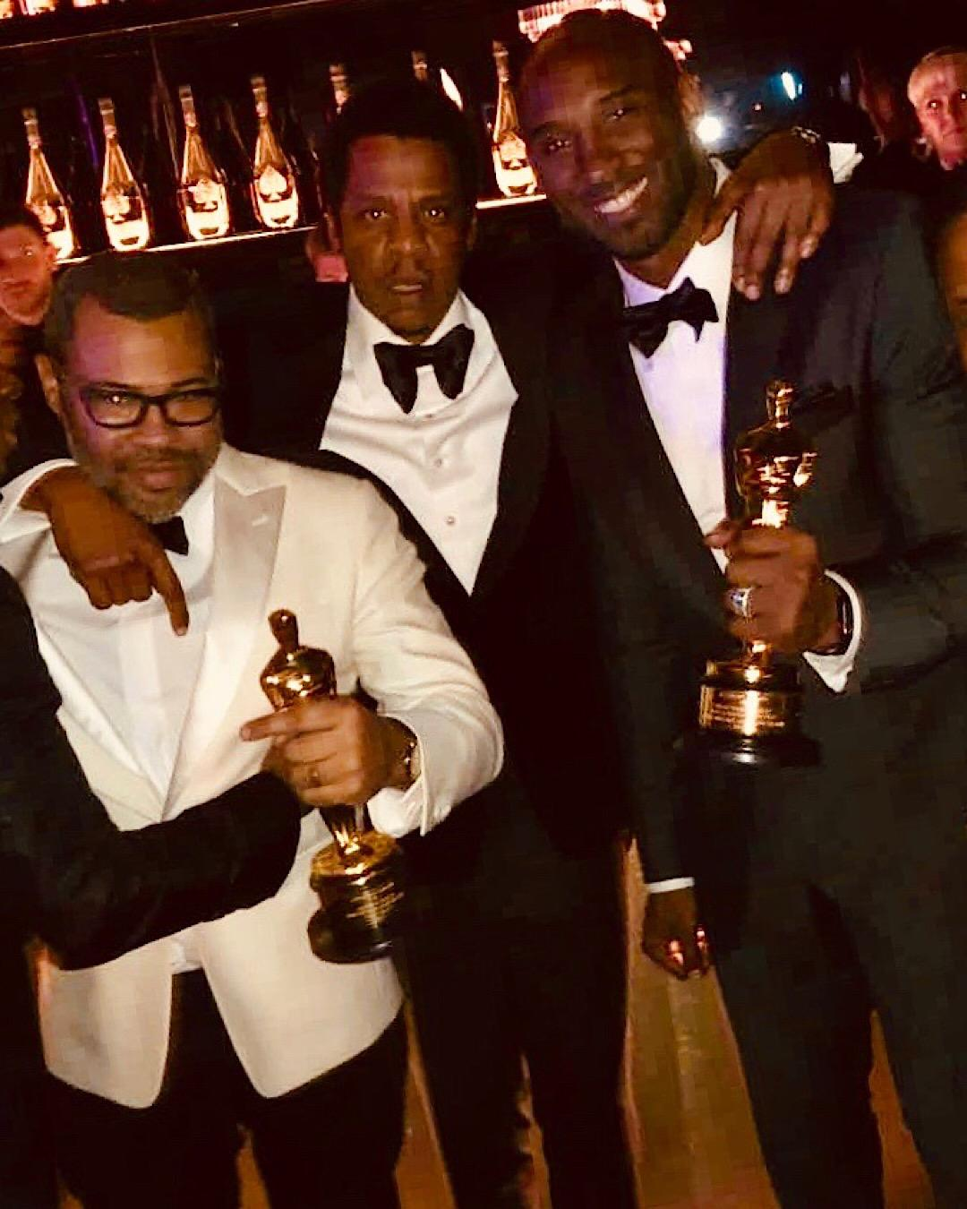 'For US by US. Congrats on the #1 movie in the world.'  - Hov https://t.co/Dbk1R1y2dp