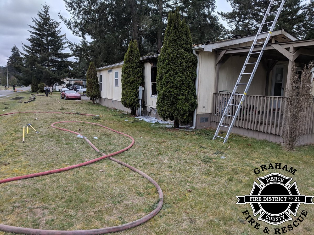 Pierce County | NW Fire Blog