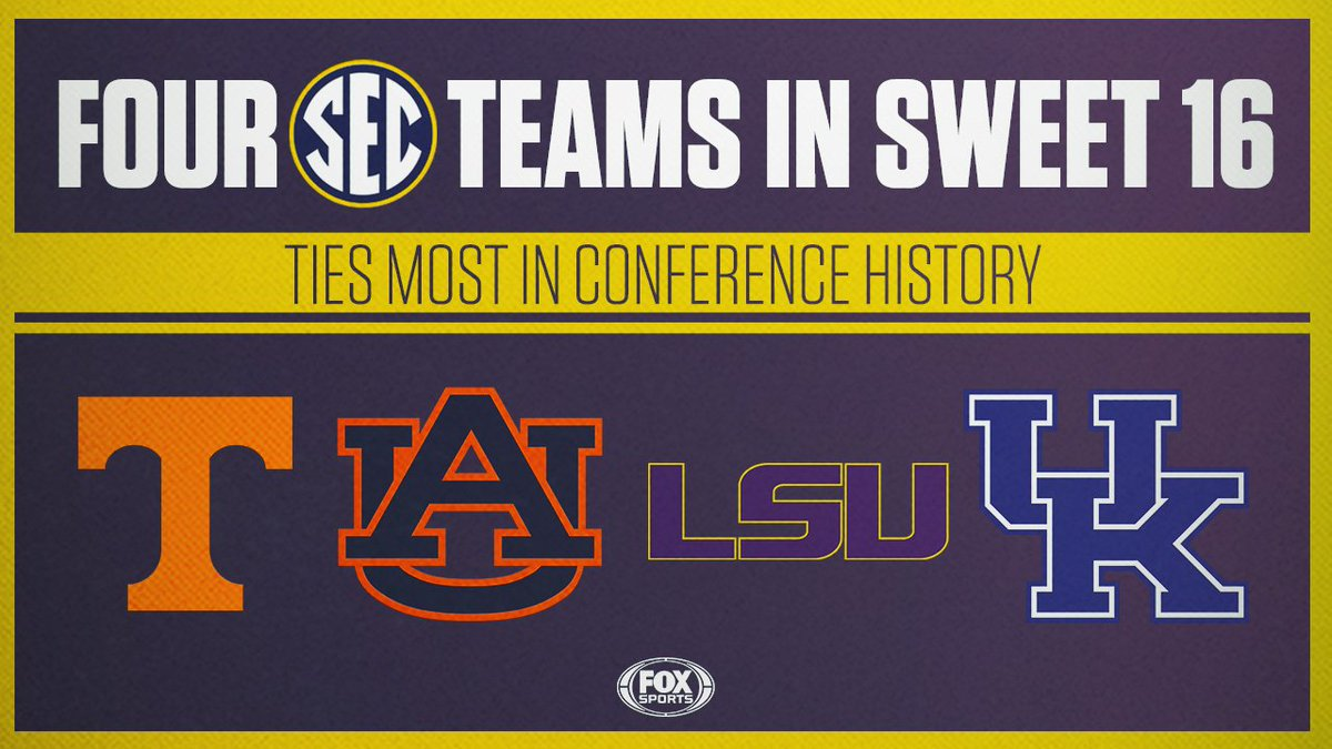 Not just a football conference, folks.