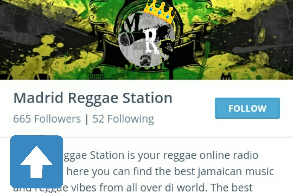 Estamos a un #follower en @mixcloud para llegar al #666 #Illuminaticonfirmed  Run and tell a friend. Somos @ReggaeStationUM #Reggae y #Dancehall crudo y desde el barrio.
