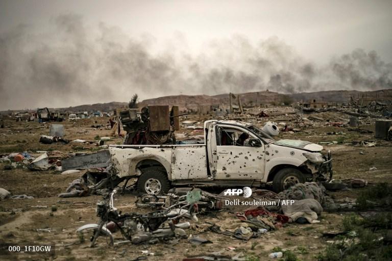 داعش : المعركه الختاميه  D2cxmKHWwAUUn7A