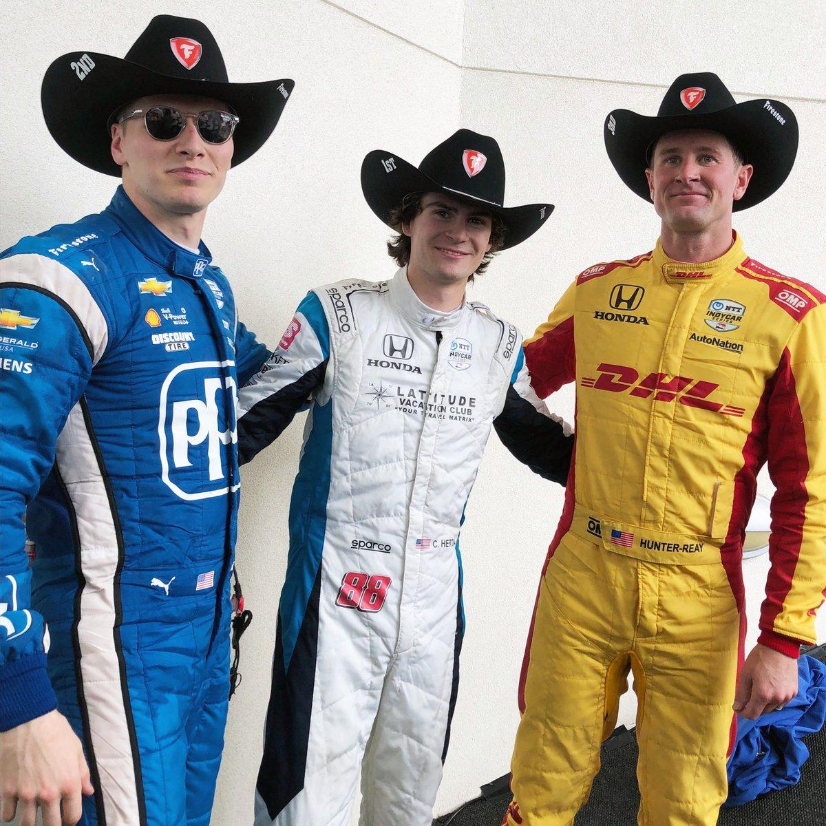 IndyCar on NBC's photo on COTA