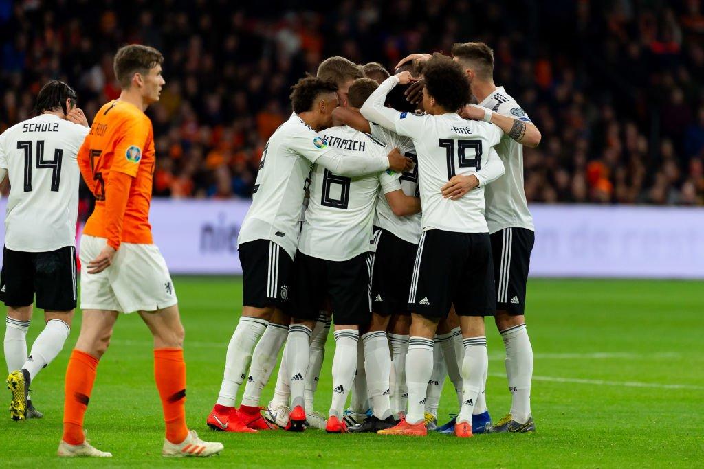 أهداف مباراة ألمانيا وهولندا (3-2) - تصفيات أمم أوروبا