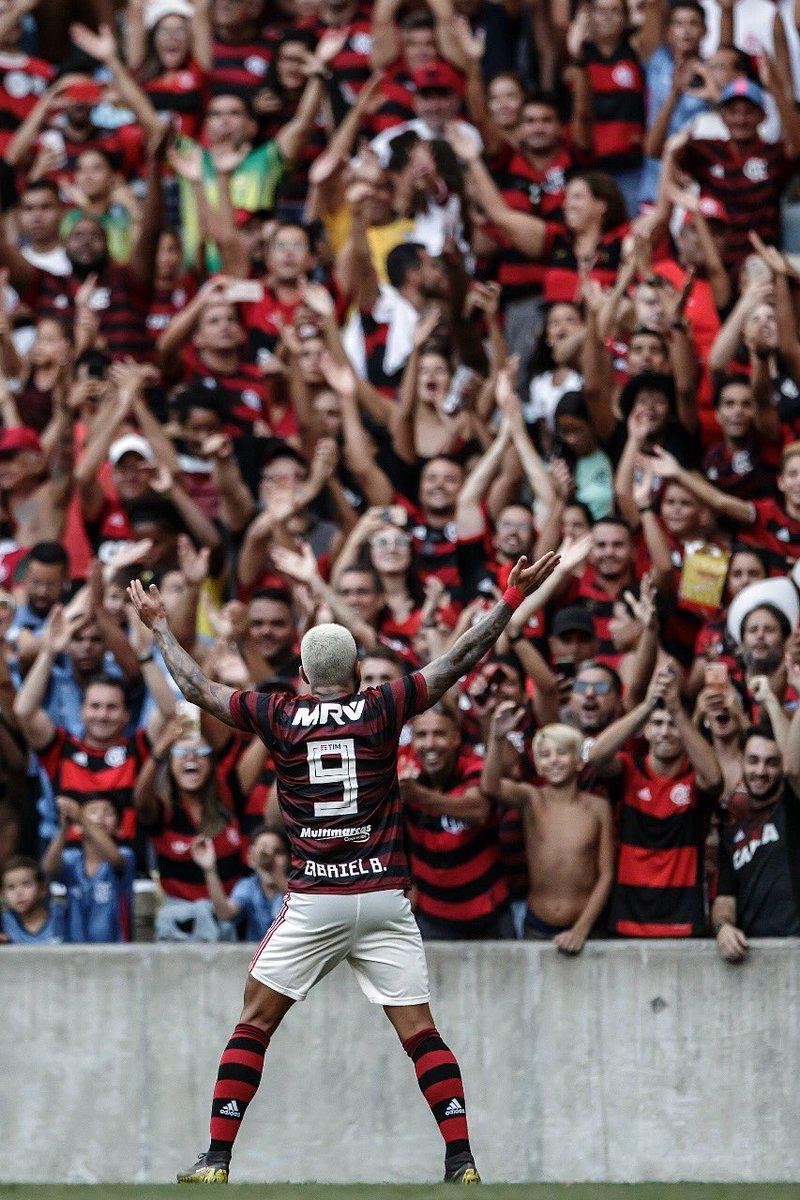 Gabriel Barbosas Tweet Isso Aqui é Flamengo