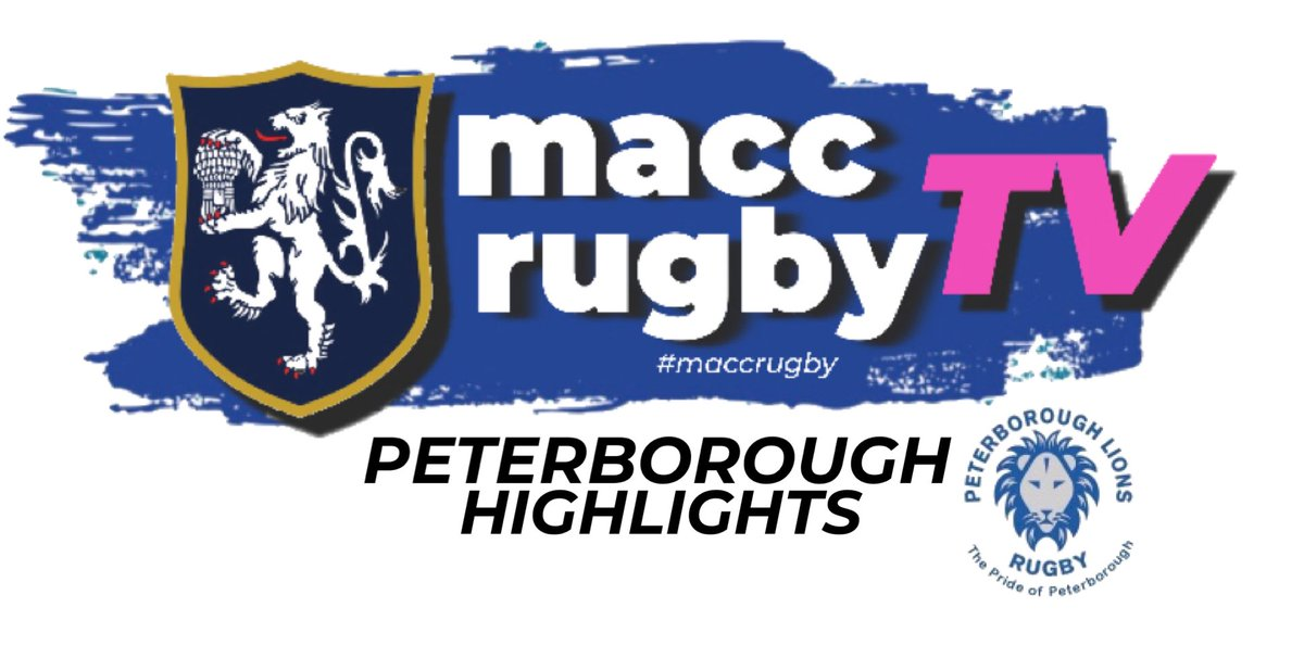 test Twitter Media - Highlights of the win over @pborolionsrfc are available now!! See our Facebook page or access #maccrugbytv by the following link https://t.co/qYatMcHF2P https://t.co/MmgTXEceiI