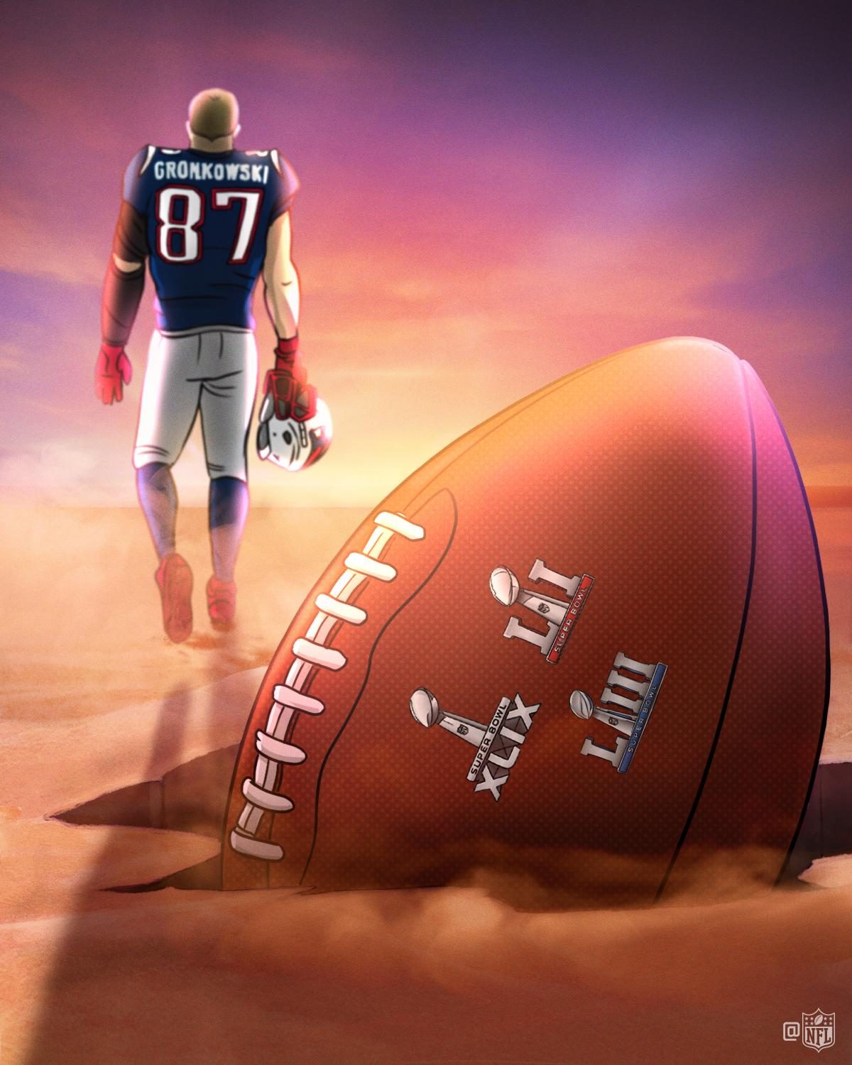 One of the greatest ever... @RobGronkowski �� https://t.co/6NE0VHMrKn
