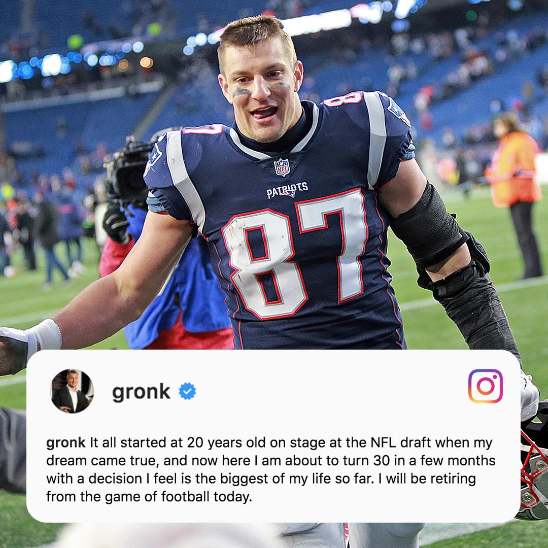 Gronk goes out on top ✊ https://t.co/ps7HxBg7fF
