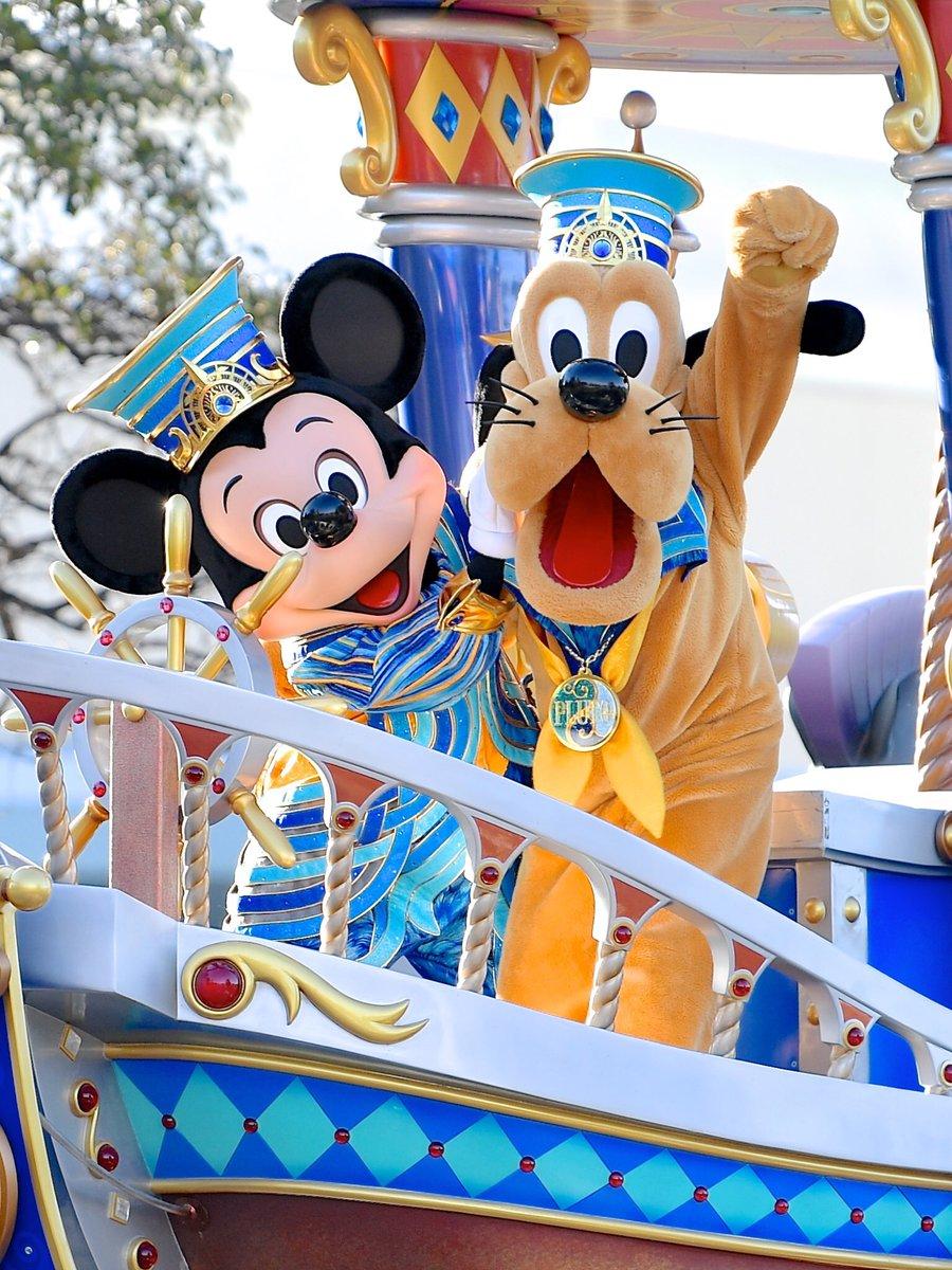 """東京ディズニーリゾート35周年""""Happiest Celebration!""""本日最終日です。"""