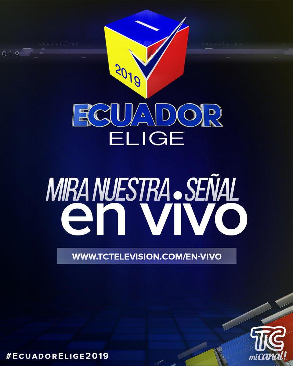 Tc en vivo ecuador