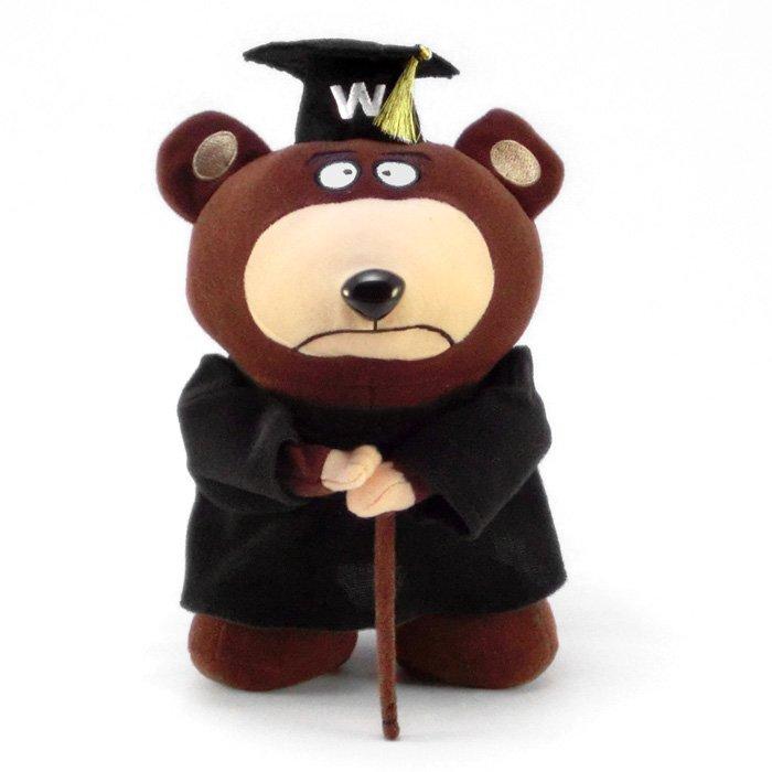 "Mondo Mascots on Twitter: ""The bear looks a lot like him!… "" Yuzuru Hanyu si laurea"