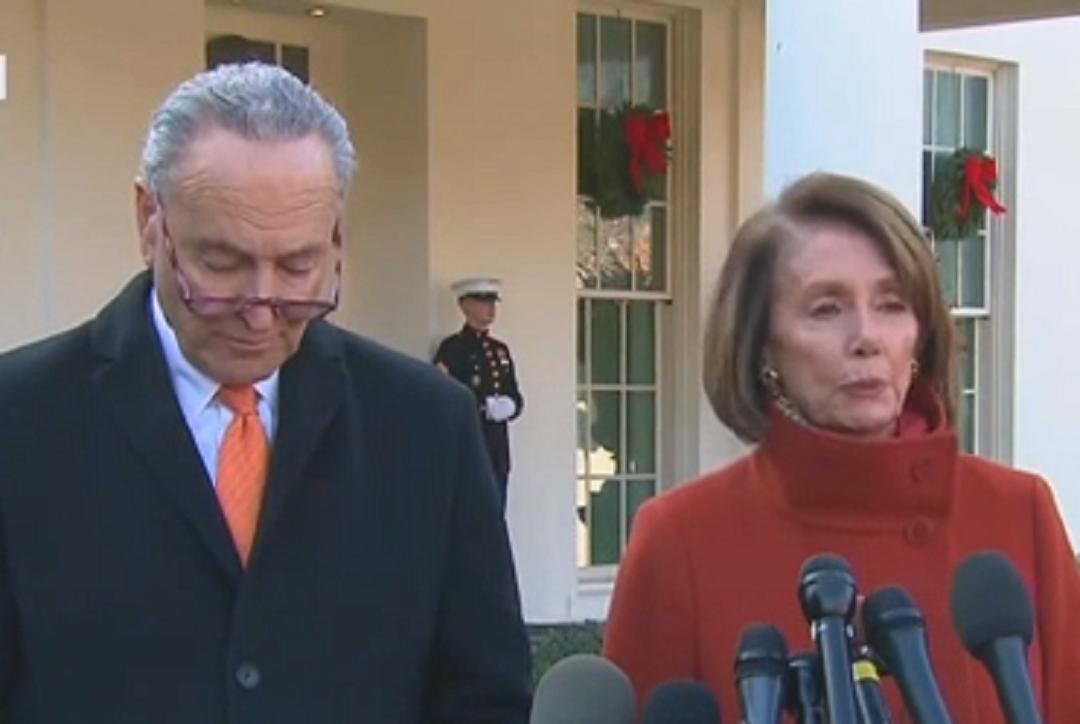 """Pelosi, Schumer Obliterate Donald Trump: """"Saying He Was Completely Exonerated Directly Contradicts Words of Mr. Mueller"""" http://j.mp/2OpraiD #Politics #ChuckSchumer"""