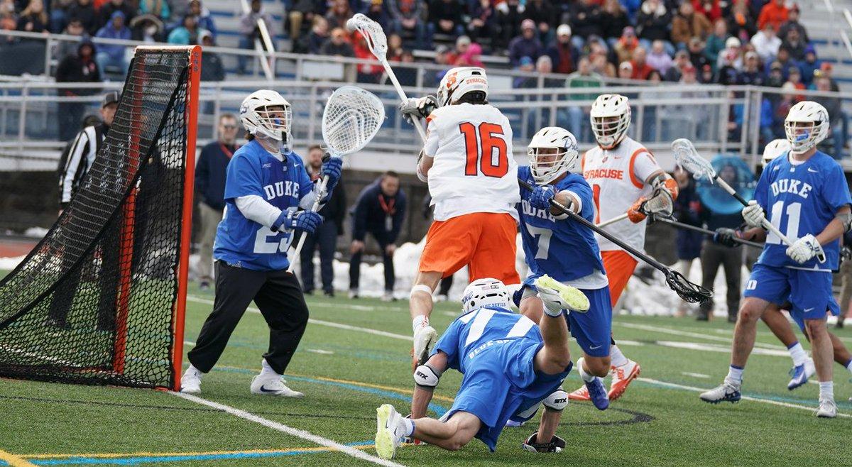 Orange lax stays resilient in overtime thriller over Duke