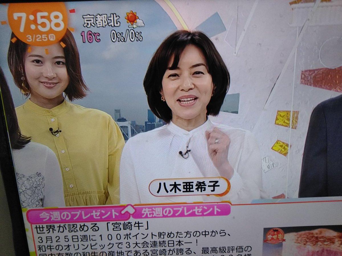 今 めざまし さん テレビ 大塚