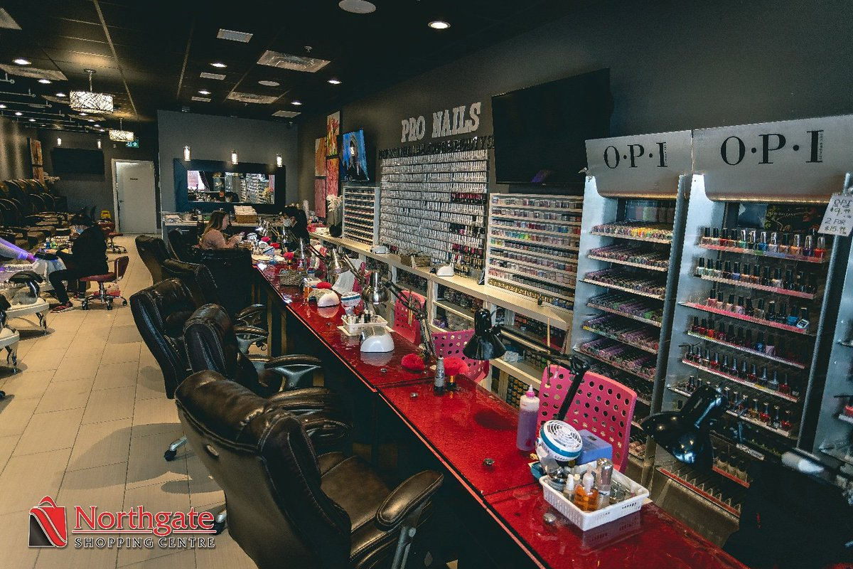northgatewpg The staff at Pro Nails at Northgate Shopping Centre are