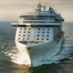 Image for the Tweet beginning: Hundreds rescued from Norwegian cruise