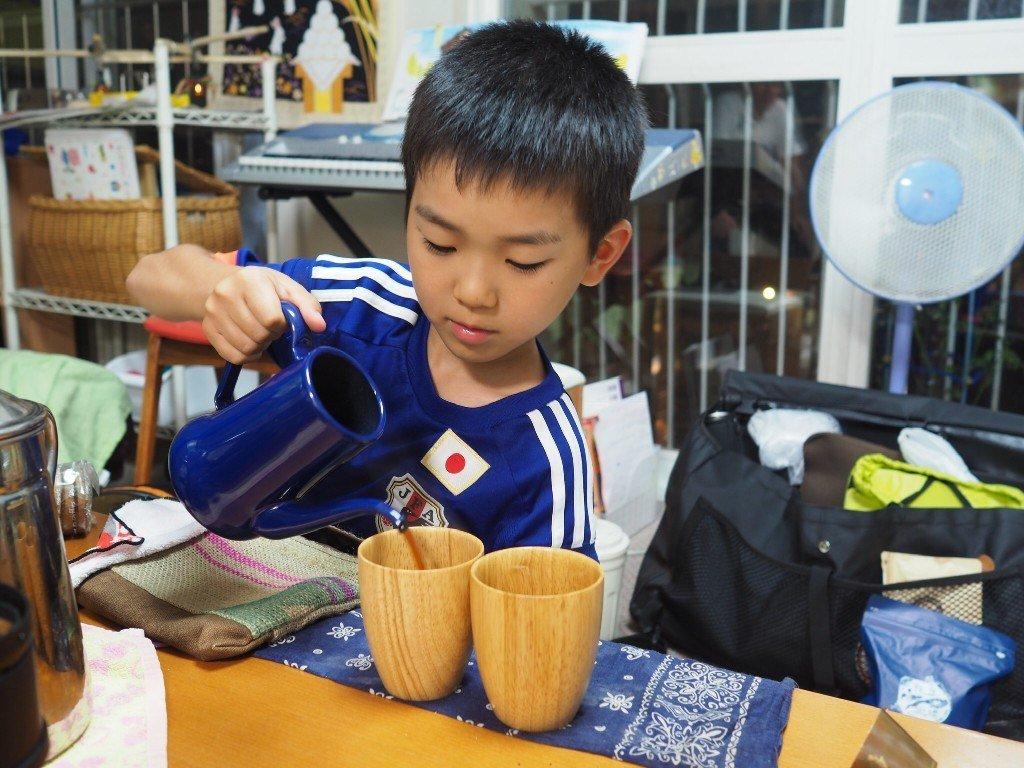 自転車旅人・西川昌徳さんのdailylife stories#6「コーヒーが生み出す」。コーヒーを通じた出会いの先にあったものとは。西川さんが感じた旅の新たな可能性のお話です。 #TABIRIN #西川昌徳 #dailylife
