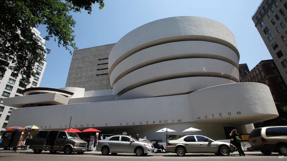Despite having their name on the museum's education center, the Guggenheim said it will no longer be accepting gifts from the Sackler family, according to a statement given to @ABC News on Saturday. https://abcn.ws/2Fwxy4N